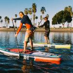 Paddling 2019 ISLE Explorer 11' Paddle Board