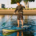 Paddling ISLE Pioneer Inflatable SUP