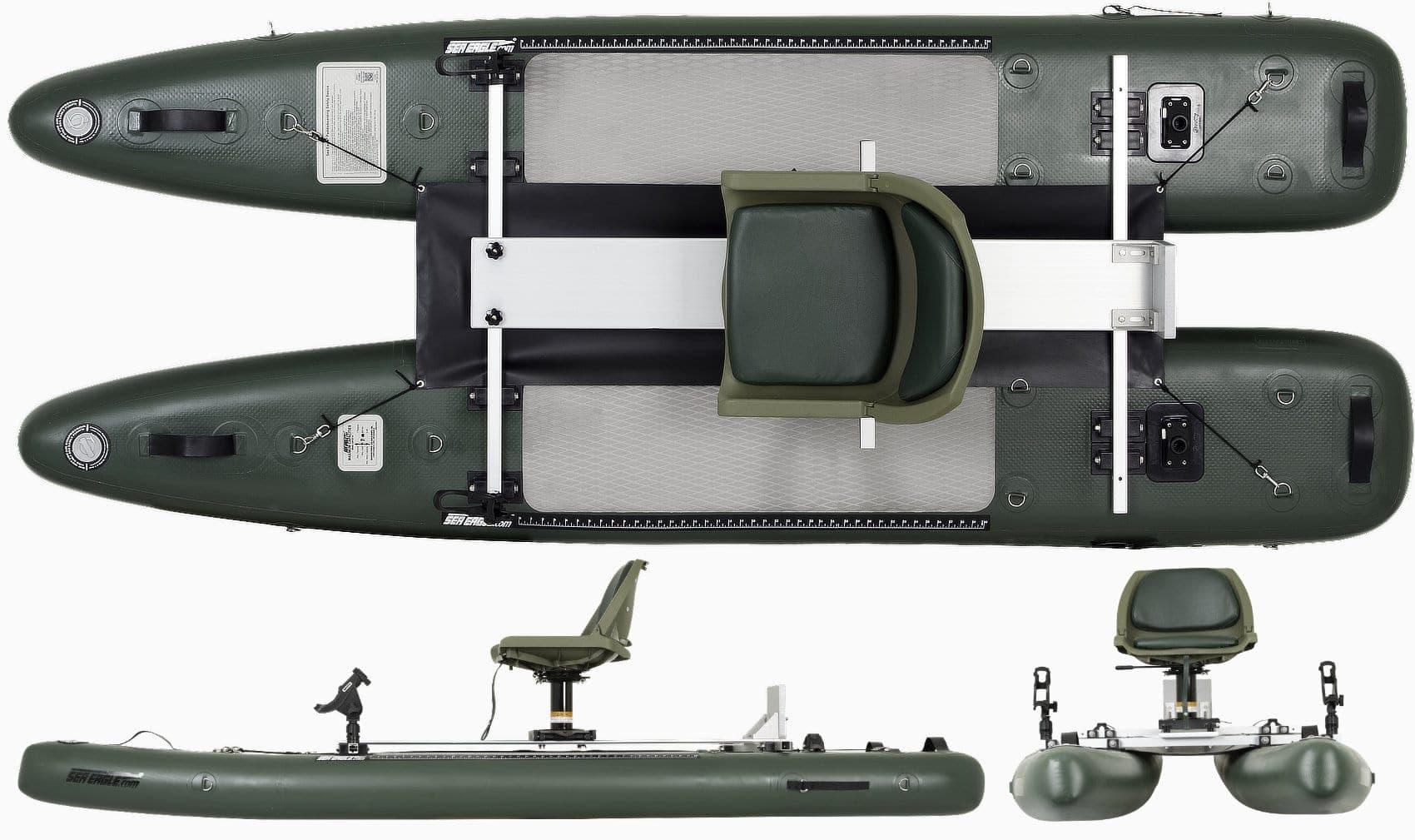 Sea Eagle SUPCat10 Paddle Board