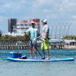 ERS 12-6 SKYLAKE BLUE Touring Board