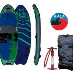 Hala Atcha 86 Inflatable Paddle Board