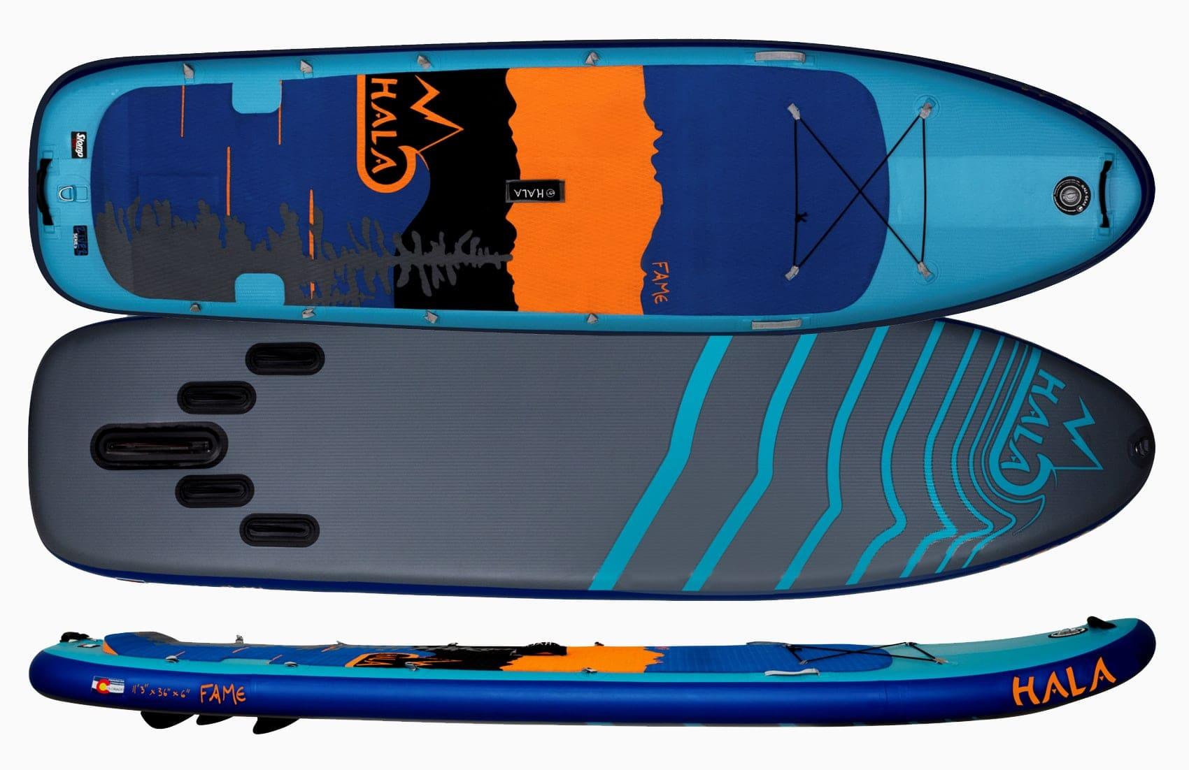 Hala Fame Inflatable SUP