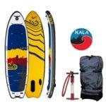 Hala Radito Inflatable SUP Package