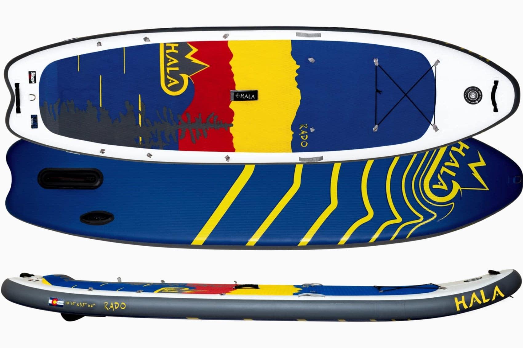 Hala Rado Inflatable Paddle Board