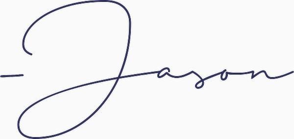 Jason's Signature