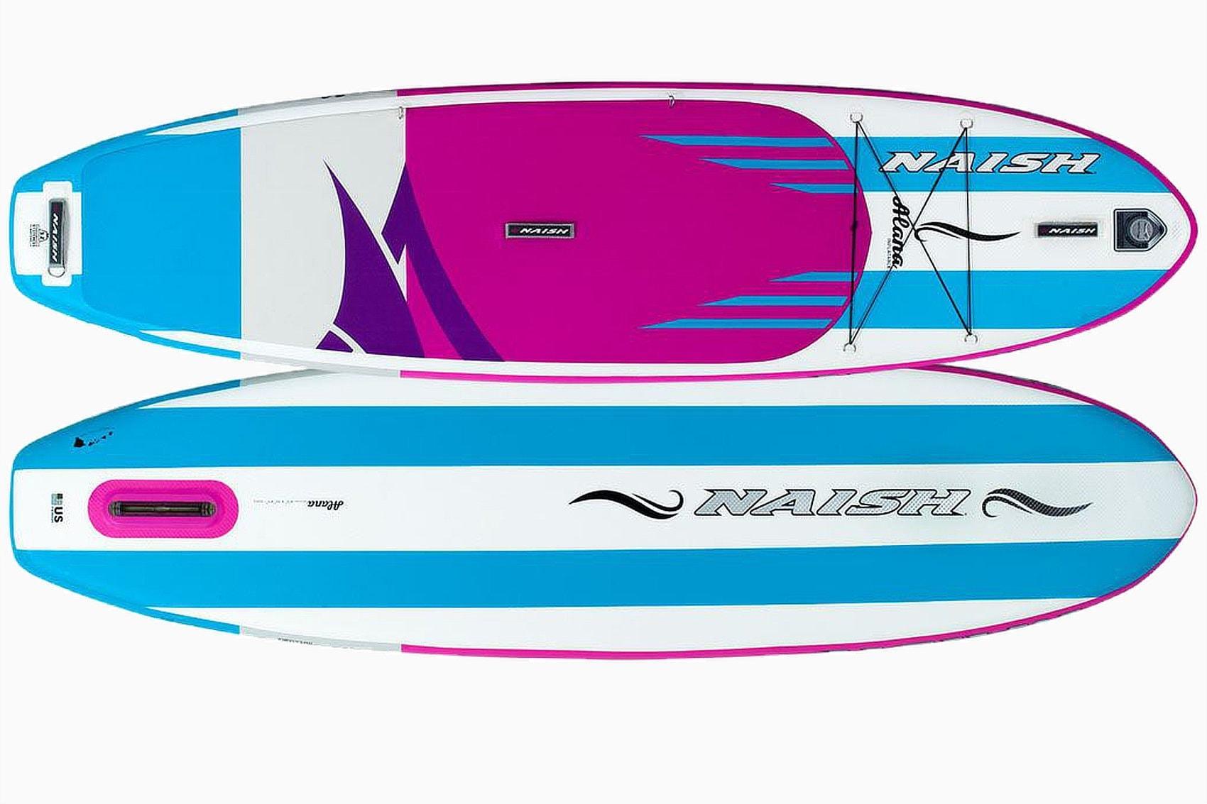 """Naish Alana 10'6"""" x 32"""" Inflatable Paddle Board"""