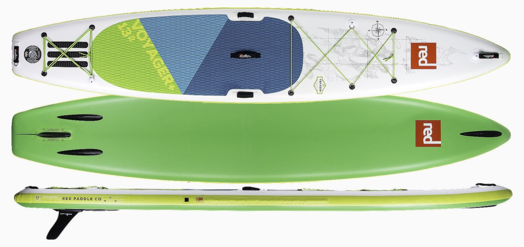 """Red Paddle Co 13'2"""" Voyager+"""