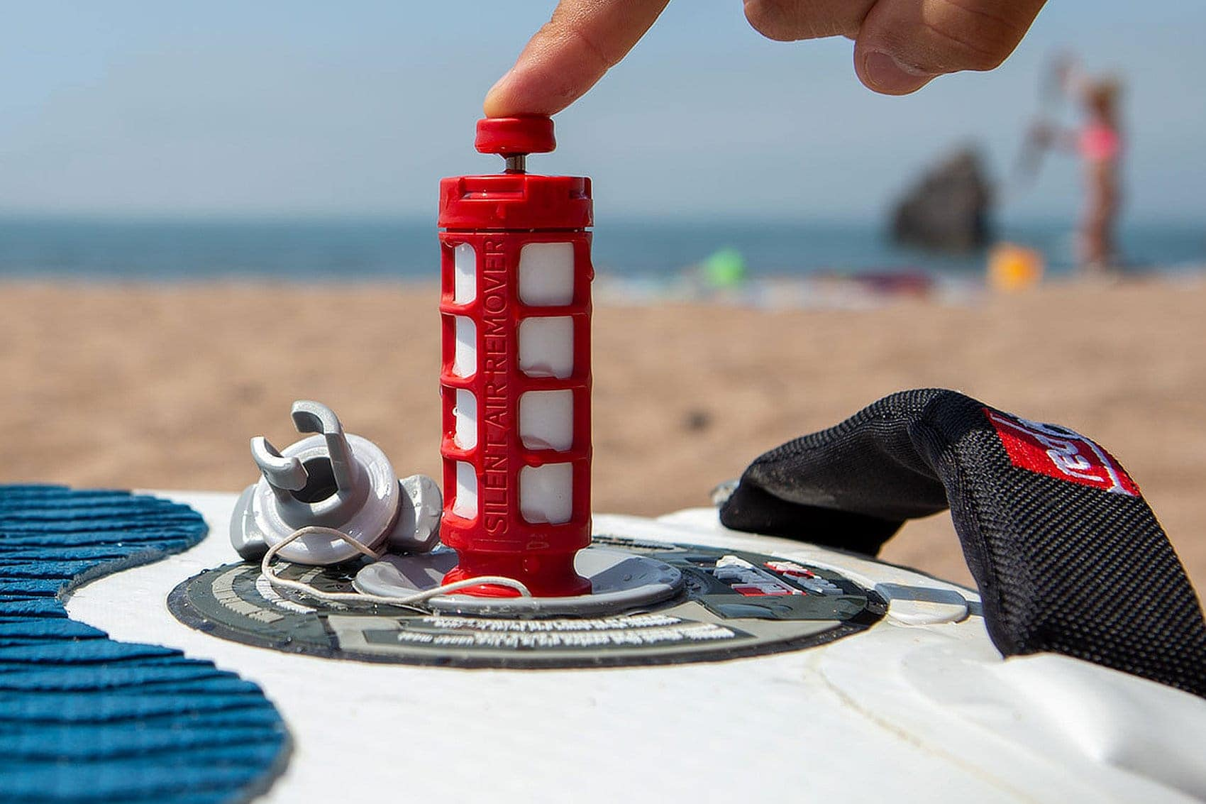 Red Paddle Silent Air Remover SUP Accessory