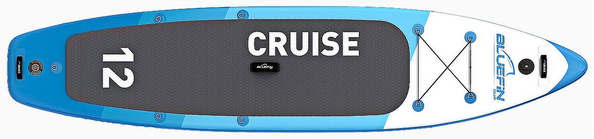 Bluefin Cruise 12' iSUP