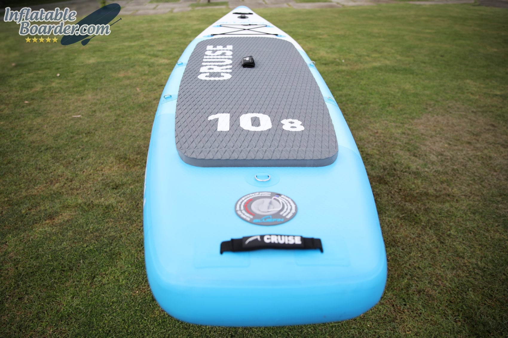 "2020 Bluefin SUP Cruise 10'8"" iSUP"