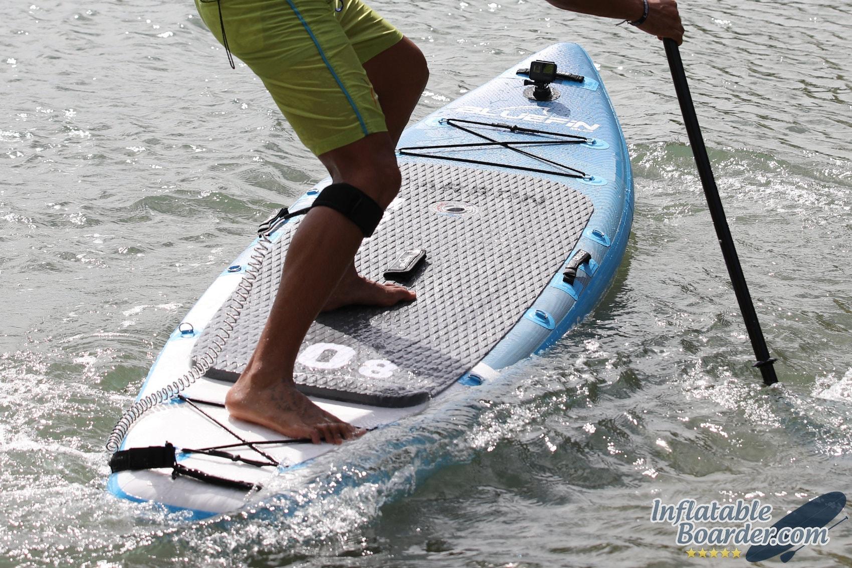 2020 Bluefin SUP Cruise Carbon 10'8