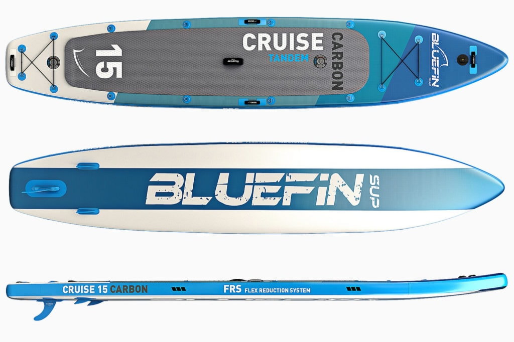 2020 Bluefin SUP Cruise Carbon 15' Tandem Board