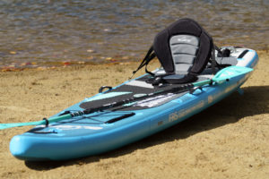 Bluefin Cruise Carbon SUP paddle board review