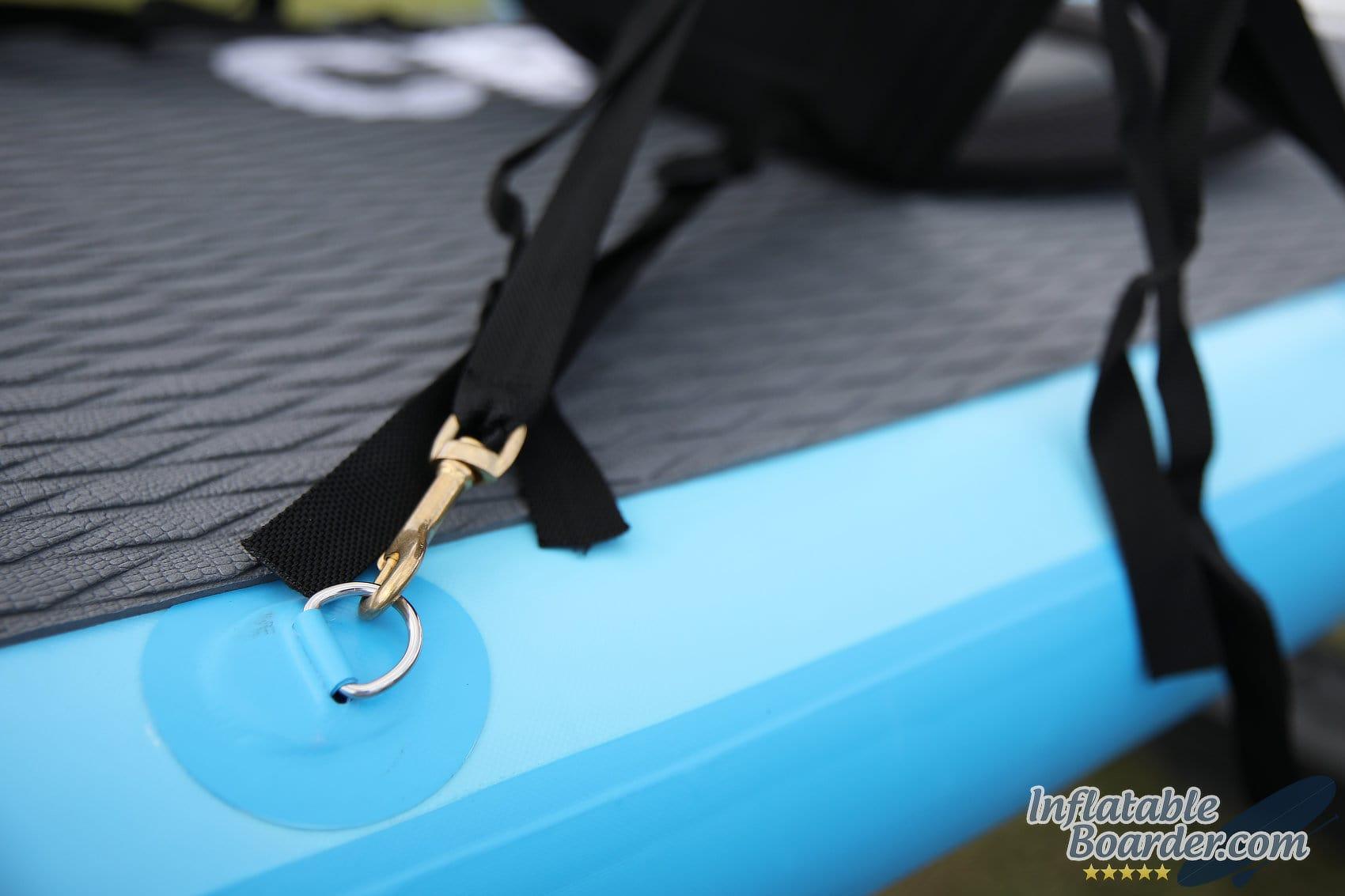 Attaching Kayak Seat