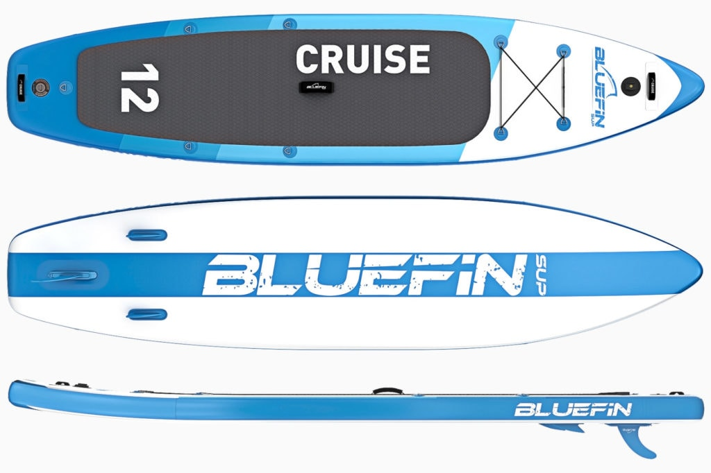 Bluefin Cruise 12' Inflatable SUP Review