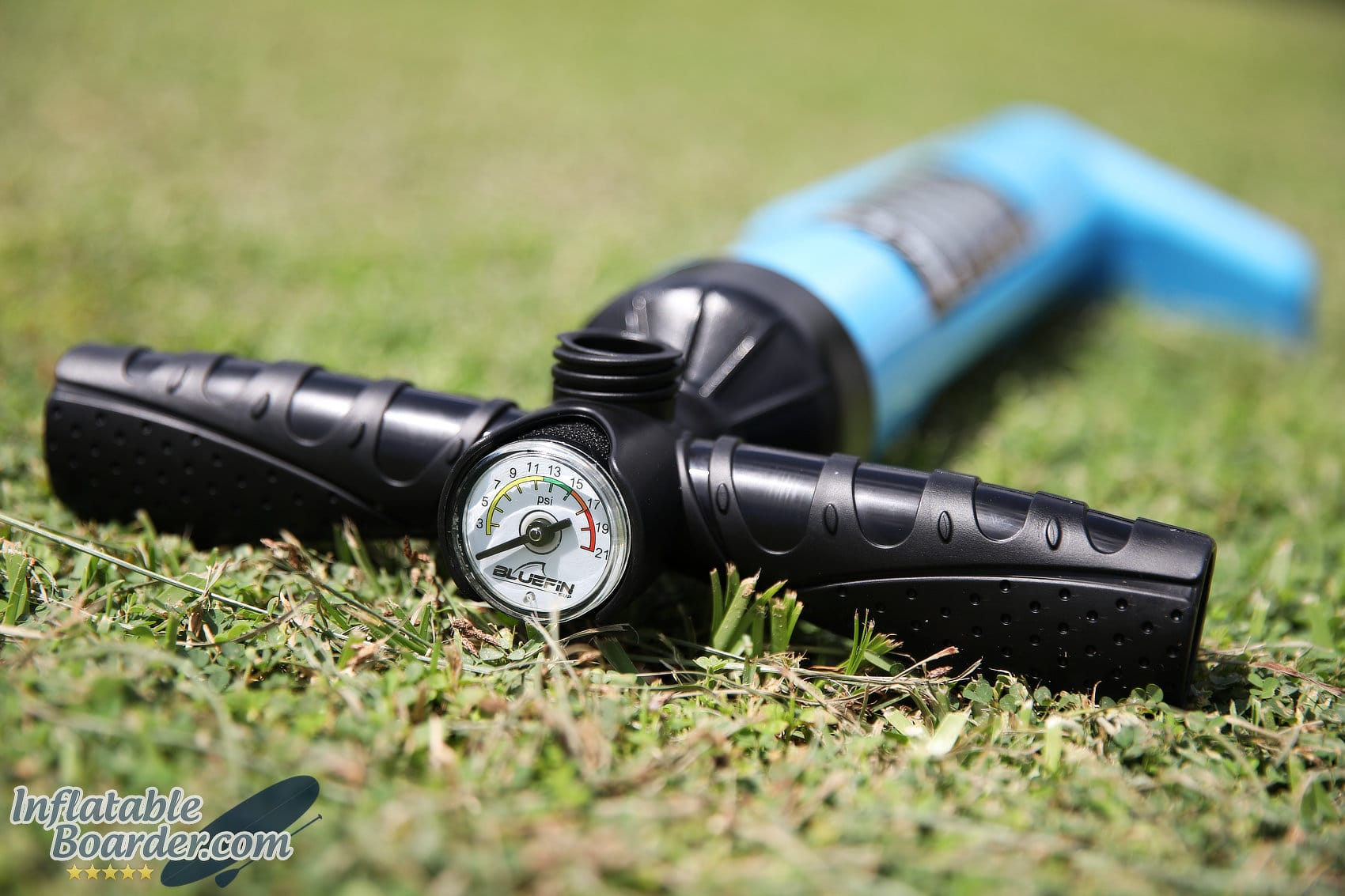 Bluefin Double Action Pump