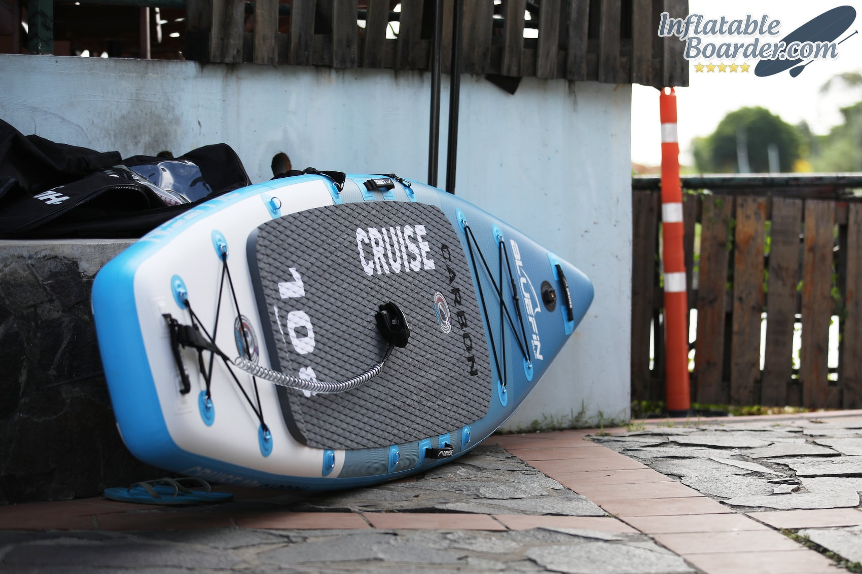 Bluefin Inflatable Paddle Board