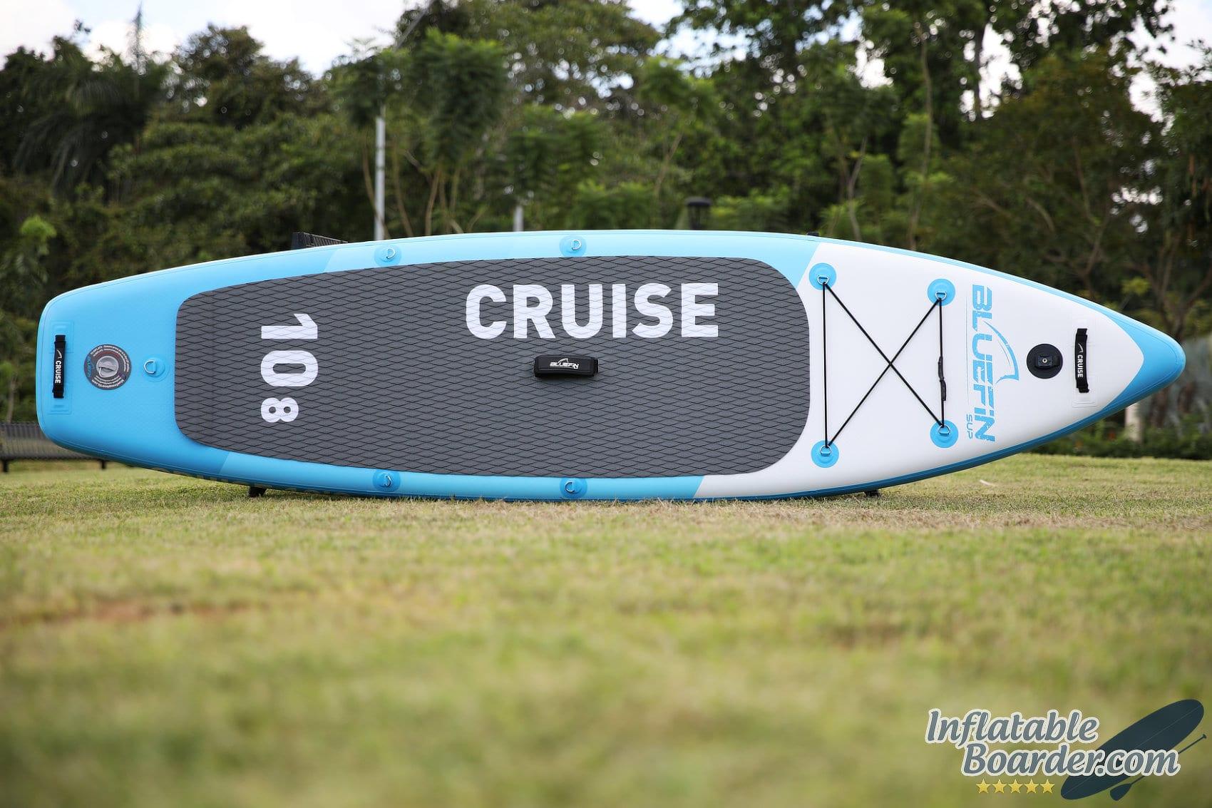 "Bluefin SUP Cruise 10'8"" Top Deck"