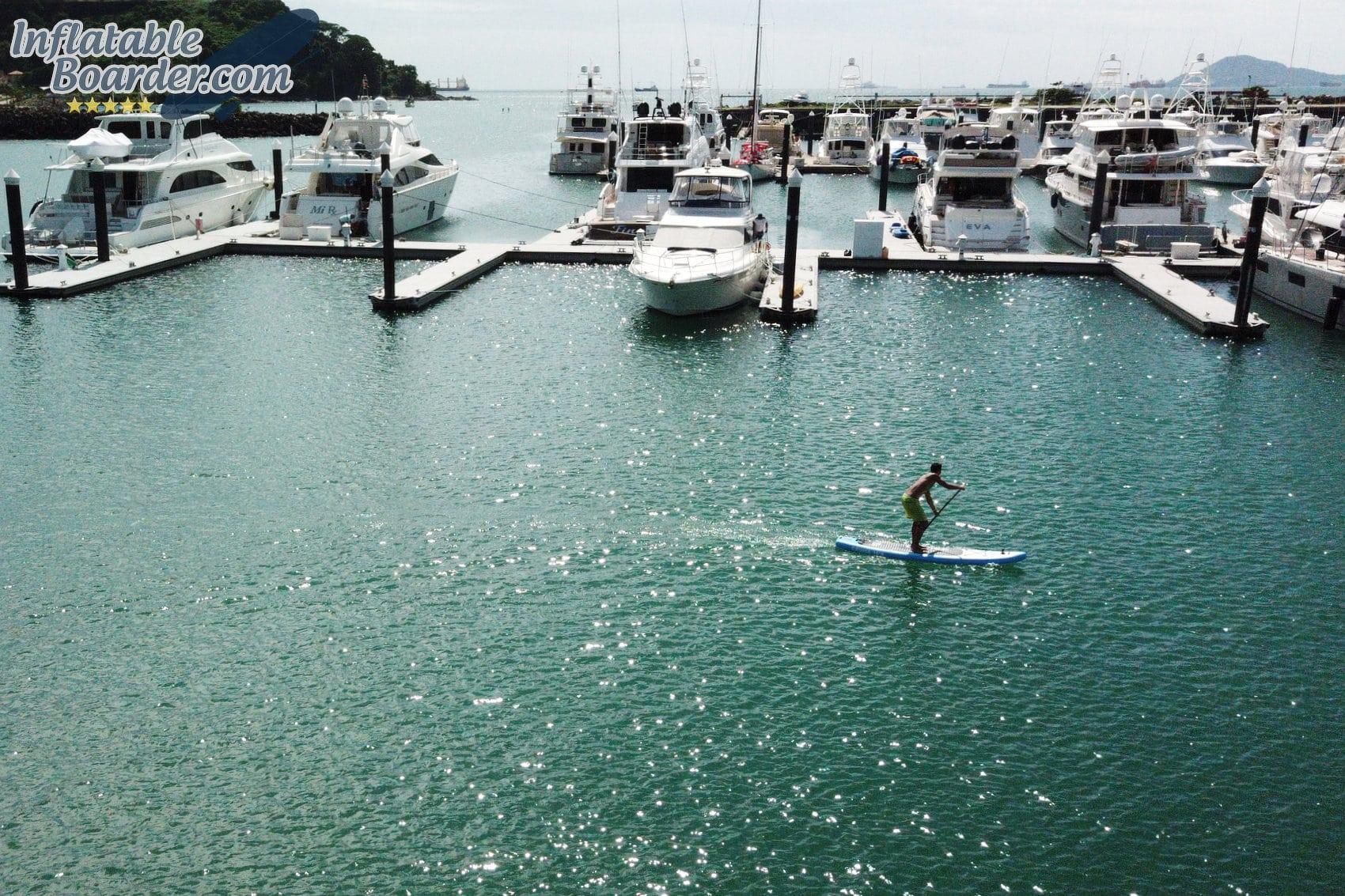 Bluefin SUP Cruise 10'8