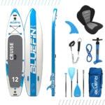Bluefin SUP Cruise 12' Paddle Board Package