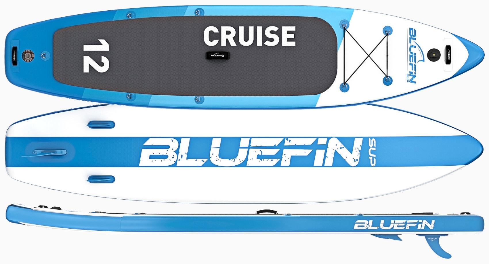 Bluefin SUP Cruise 12' Touring Model