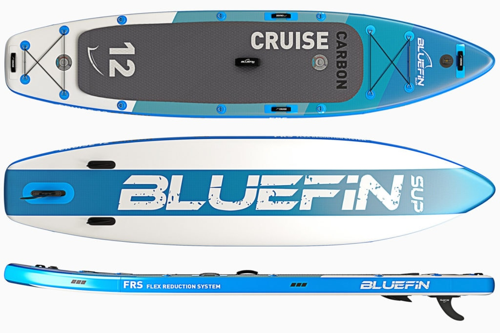 Bluefin SUP Cruise Carbon 12'