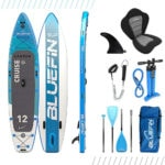 Bluefin SUP Cruise Carbon 12' iSUP Package