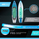 Bluefin SUP Cruise Carbon iSUP Construction
