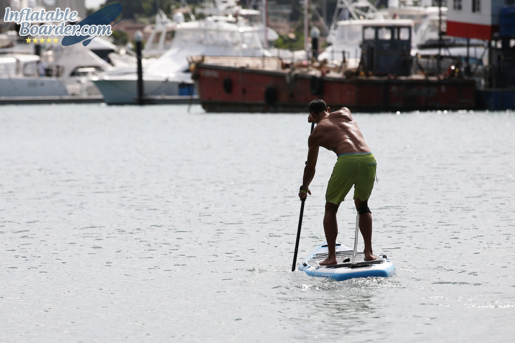 Bluefin SUP Cruise Carbon Stability