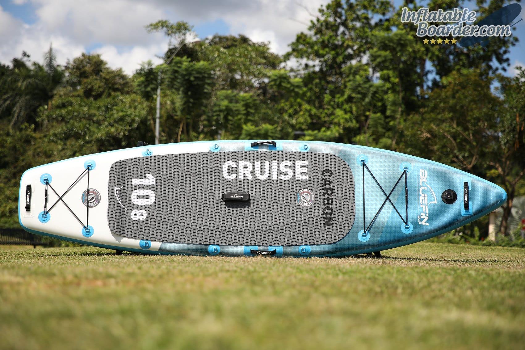 Bluefin SUP Cruise Carbon Top