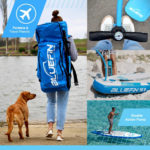 Bluefin SUP Cruise Paddle Board Accessories