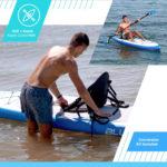 Bluefin SUP Kayak Seat Kit