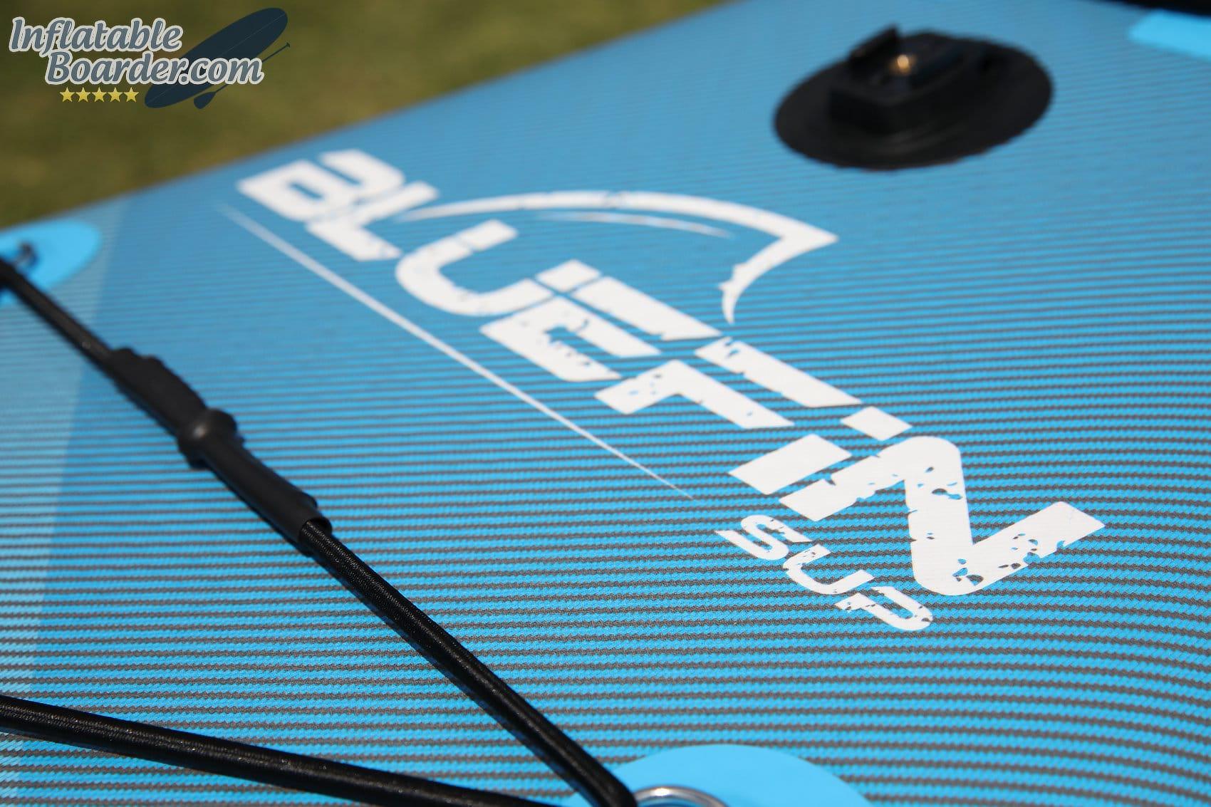 Bluefin SUP Logo