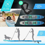 Cruise Carbon 15 Tandem Paddle Board