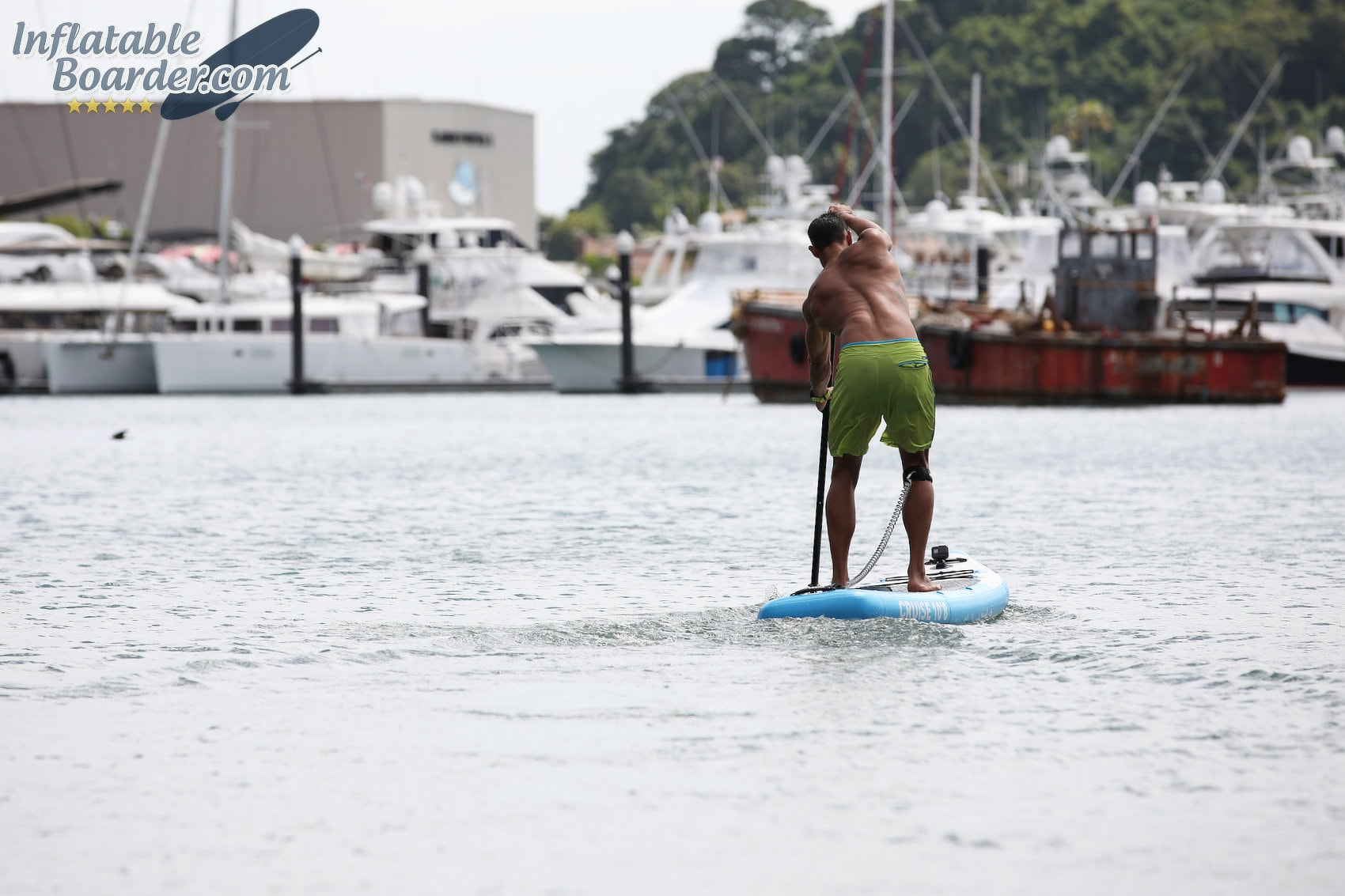 Inflatable SUP Performance