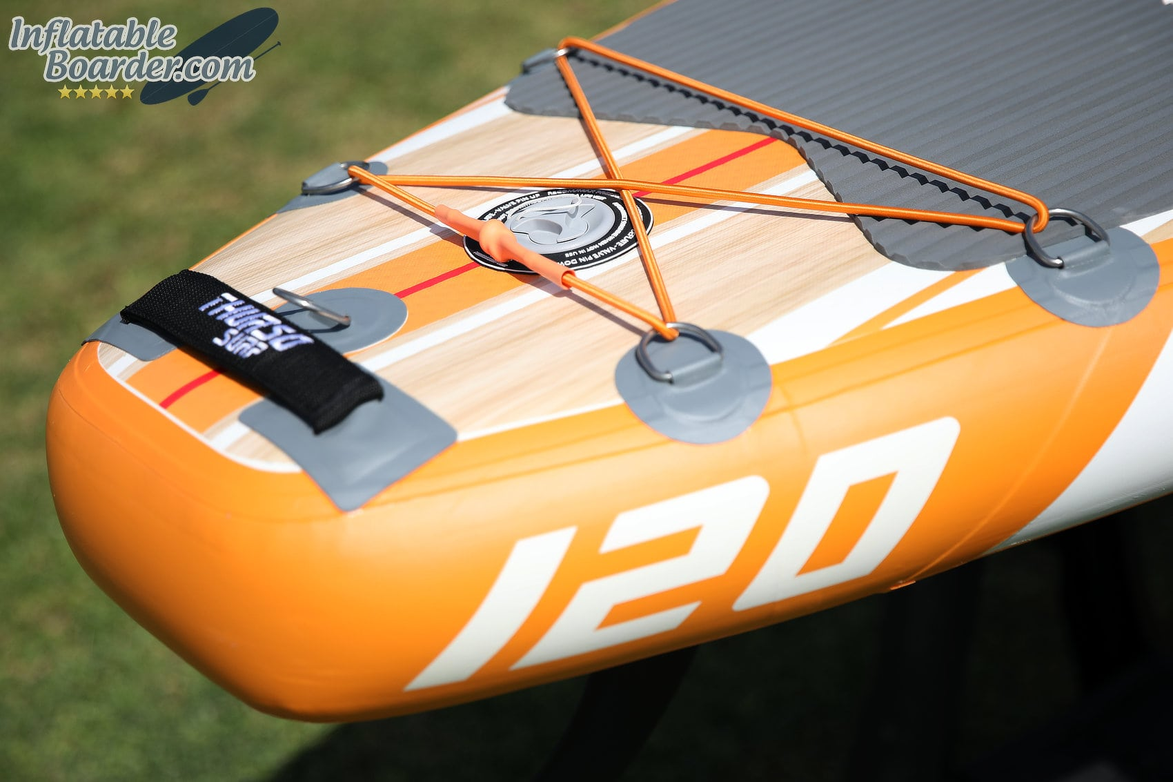 Inflatable SUP Tail