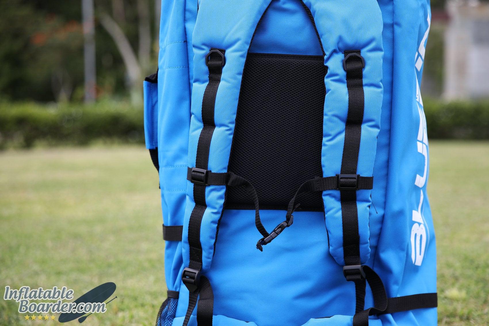 iSUP Travel Bag Straps