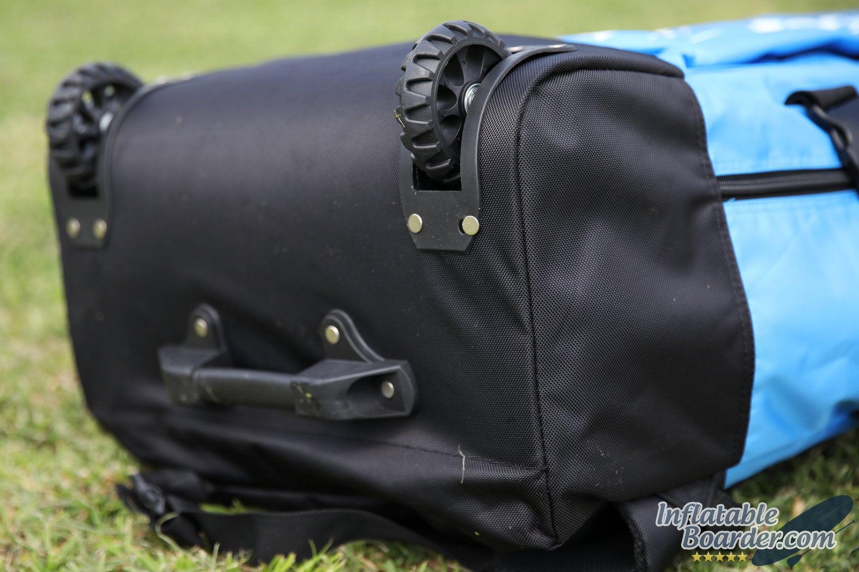 SUP Backpack Wheels