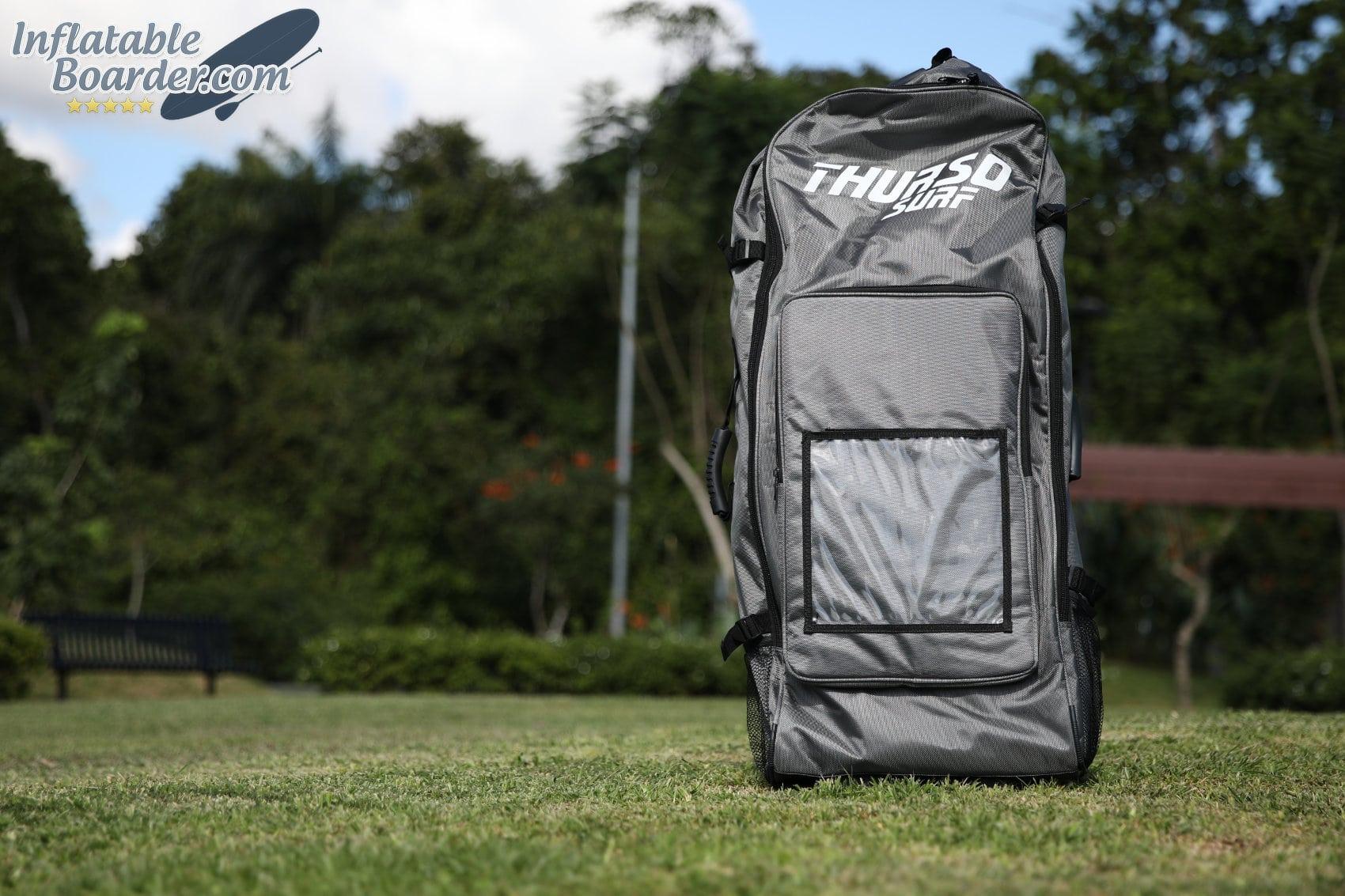 THURSO Roller Backpack