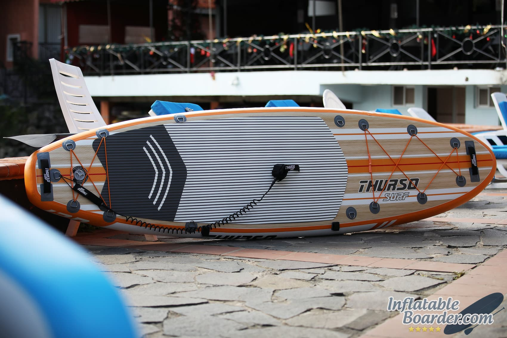 THURSO SURF Inflatable SUP