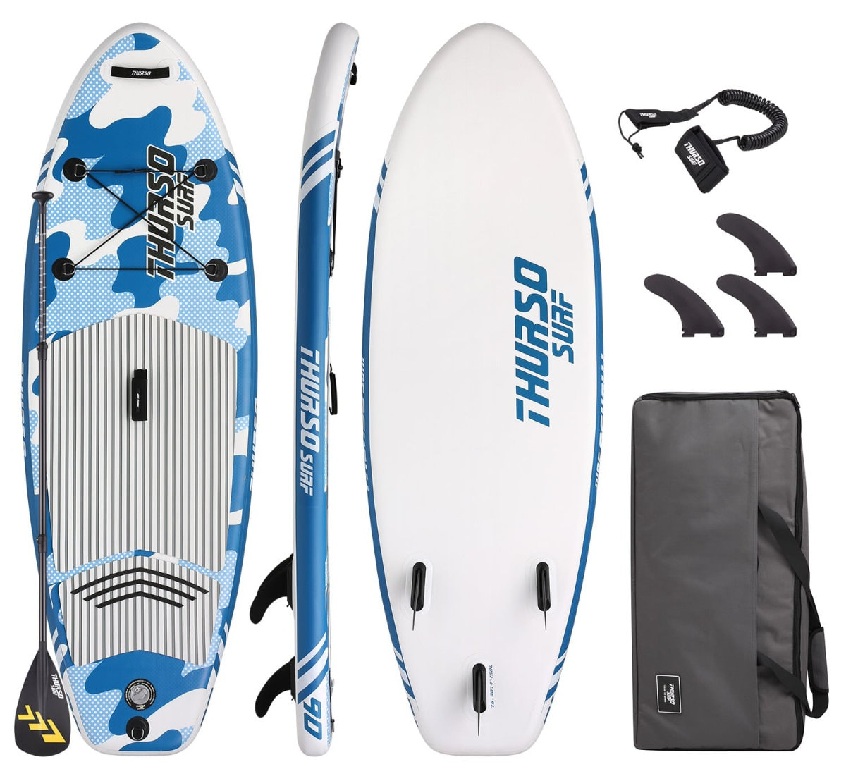 THURSO SURF Prodigy Child Paddle Board