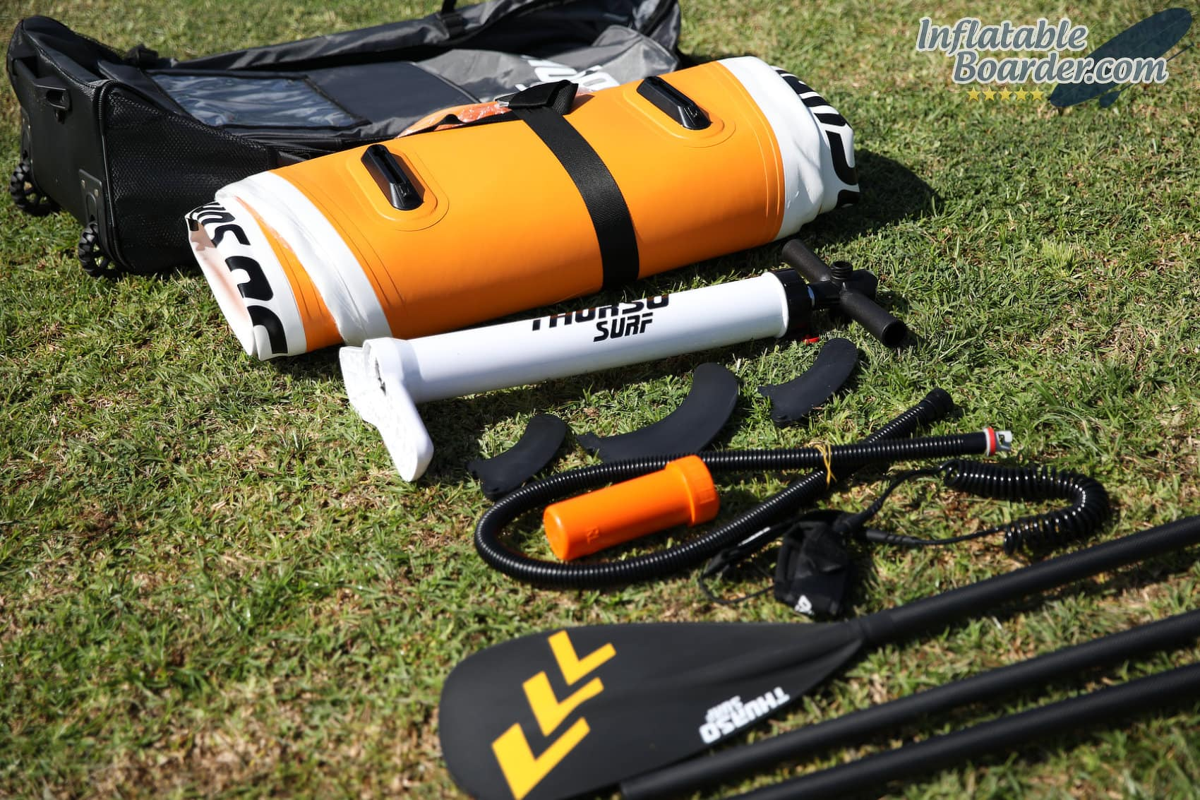 THURSO SURF SUP Accessories