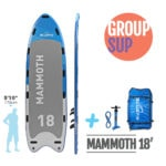 Bluefin Mammoth Big SUP Package