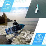 Bluefin Sprint Touring SUP Performance