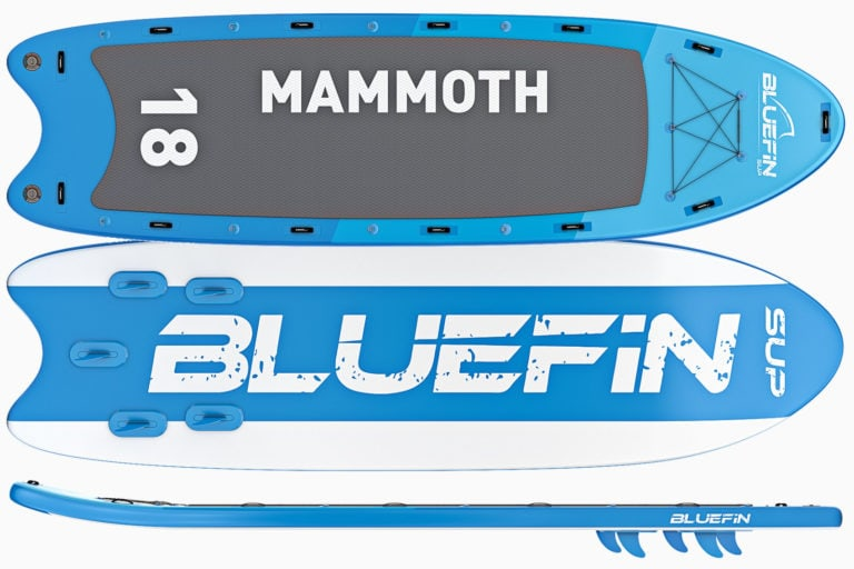 Bluefin SUP Mammoth Giant Paddle Board