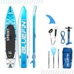 Bluefin SUP Sprint 14' Touring Package