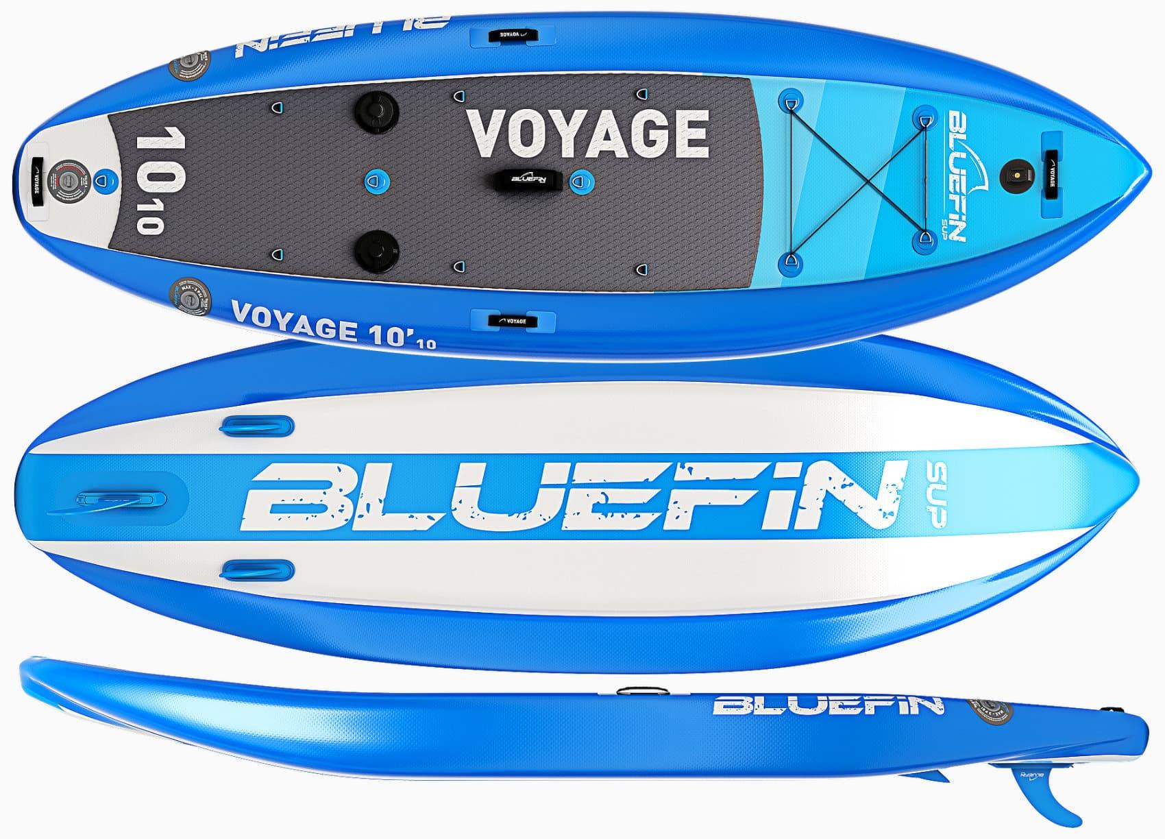 "Bluefin SUP Voyage 10'10"""