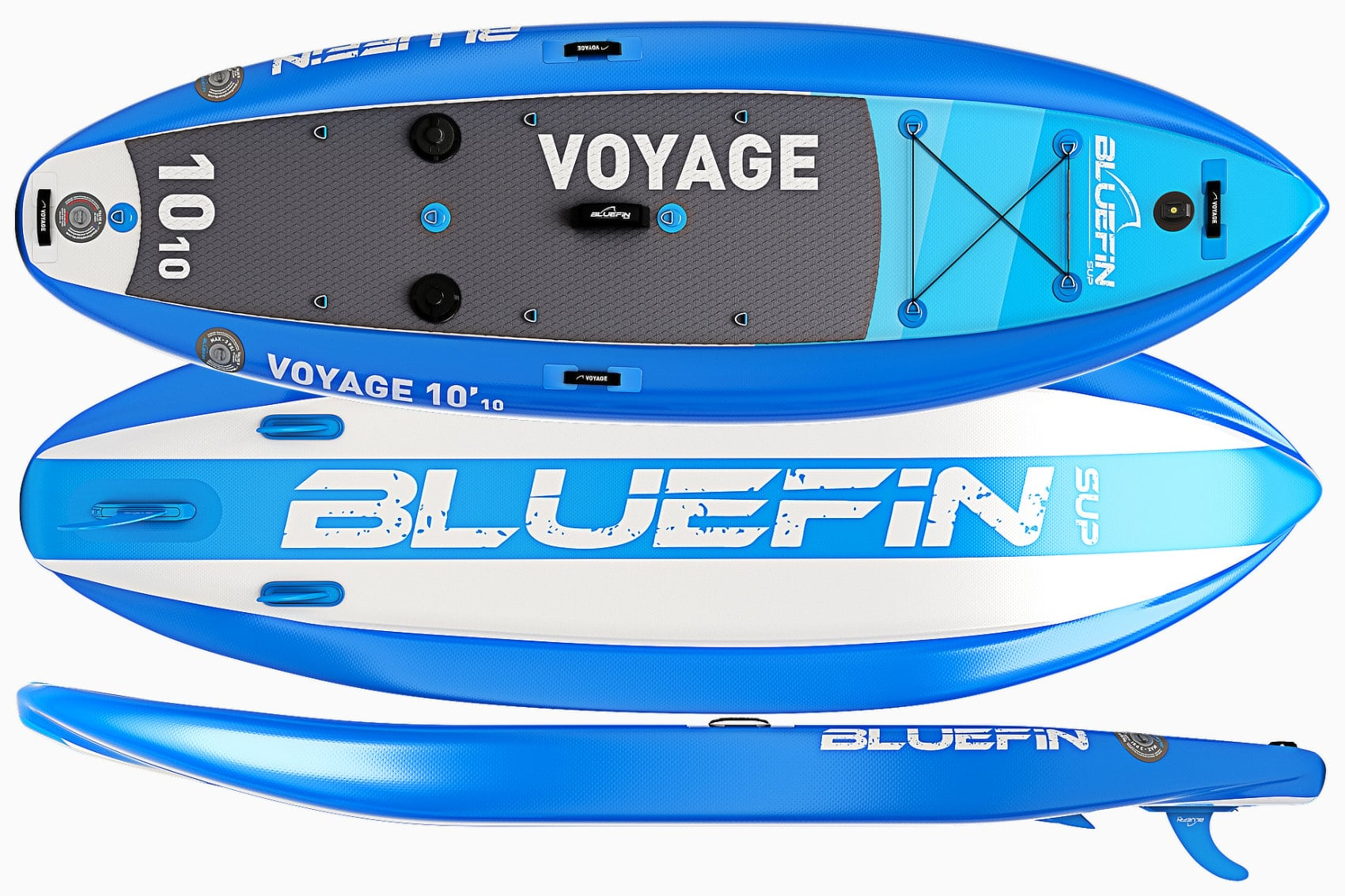 Bluefin SUP Voyage Paddle Board Review