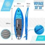Bluefin Voyage iSUP Details