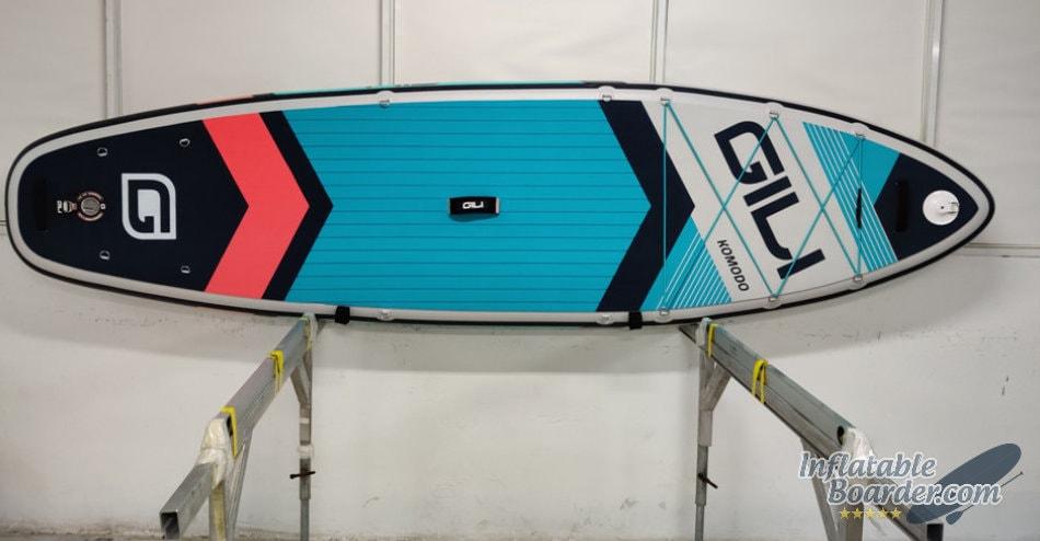 2020 GILI Komodo Inflatable Paddle Board